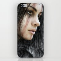 From The Storm iPhone & iPod Skin