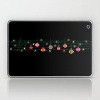 Santa Claus Is Coming To… Laptop & iPad Skin