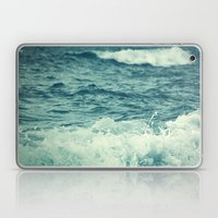 The Sea IV. Laptop & iPad Skin