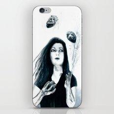 Juggling Hearts iPhone & iPod Skin