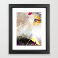 Plasma Sands Framed Art Print