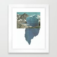 Lakeberg Framed Art Print