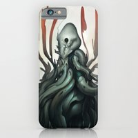 iPhone & iPod Case featuring Sentient by Mark Facey