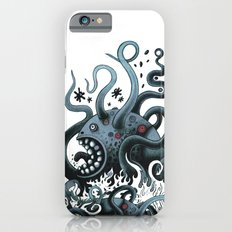 Octoworm (blue Version) iPhone 6 Slim Case