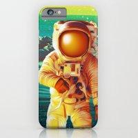 Space Man iPhone 6 Slim Case
