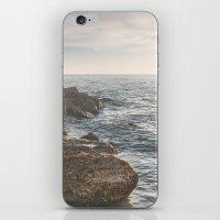 Ocean (Rocks Within The … iPhone & iPod Skin