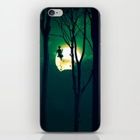 A Girls Dream (portrait version) iPhone & iPod Skin