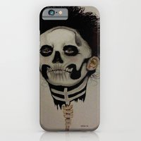 iPhone & iPod Case featuring Las Muertas by KNIfe