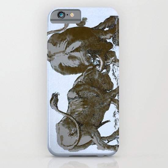Bullfight iPhone & iPod Case