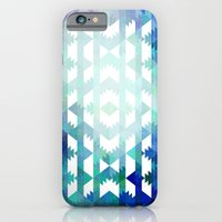 iPhone Cases featuring folklor puzzle by KrisLeov