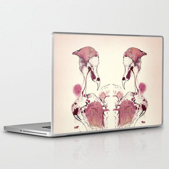 Hoploid Heron Laptop & iPad Skin