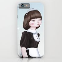 iPhone & iPod Case featuring Air Doll by Maripili