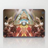 Powerslave 2020 iPad Case