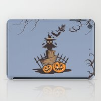 Halloween Owl iPad Case