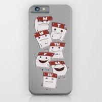 Woork Week iPhone 6 Slim Case
