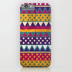 Mexican Pattern Slim Case iPhone 6s