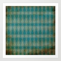 Pattern Ten Art Print