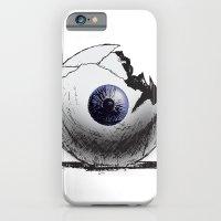 Broken Eye iPhone 6 Slim Case