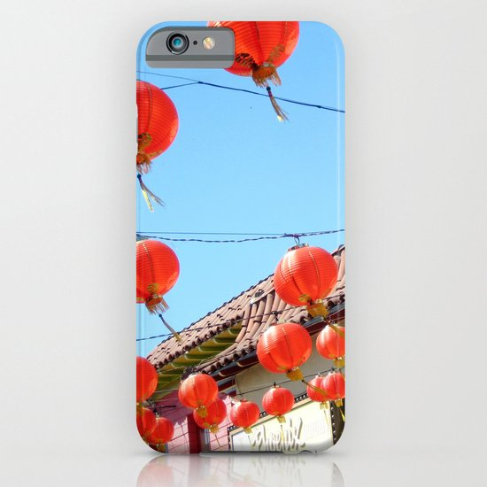 Raise the Red Lantern iPhone & iPod Case