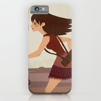 iPhone & iPod Case featuring Archer by emilydove