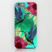 Humming Bird IPhone Case iPhone 6 Slim Case