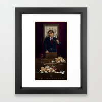 I. The Magician Framed Art Print