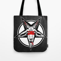 Bludgoat Tote Bag