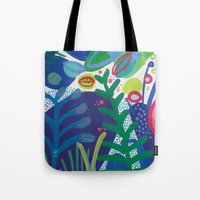 Secret garden III Tote Bag
