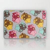 Photographic Florals Laptop & iPad Skin