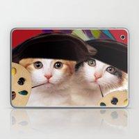 Cateou Twins Laptop & iPad Skin