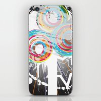 iPhone cover 5 iPhone & iPod Skin
