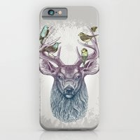 iPhone Cases featuring Magic Buck by Rachel Caldwell