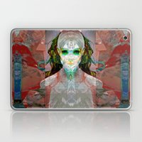 Machina Ex Femina Laptop & iPad Skin