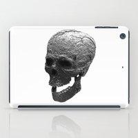 IRON SKULL iPad Case