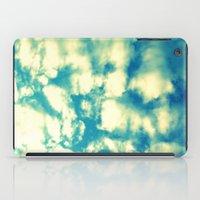 Sky Cotton Candy iPad Case