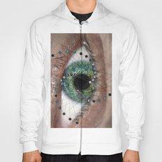The Geometric Eye Hoody