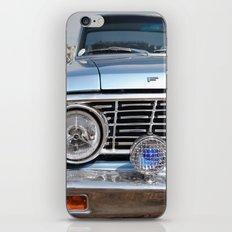sweet vintage car iPhone & iPod Skin
