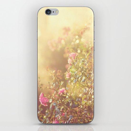 SUNLIGHT GARDEN II iPhone & iPod Skin