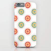 Flower Burst iPhone 6 Slim Case