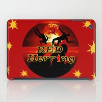 Red Herring - The Spies Who Loved Me Not iPad Case