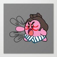 E Kirby Canvas Print