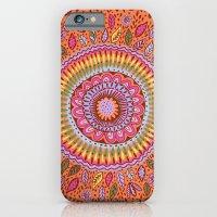 Pumpkin Bloom iPhone 6 Slim Case