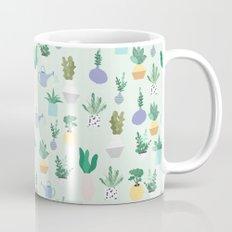 Plant pot Pattern Mug