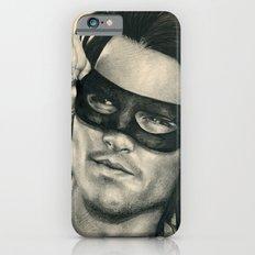 Don Juan de Marco - Johnny Depp Traditional Portrait Print Slim Case iPhone 6s