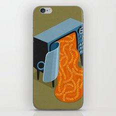 Canned TV iPhone & iPod Skin