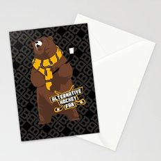 Alternative Hockey Fan - Boston Stationery Cards