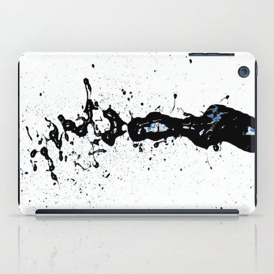 "Black Love (find the ""L"") iPad Case"