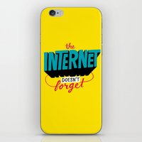 The Internet Doesn't For… iPhone & iPod Skin