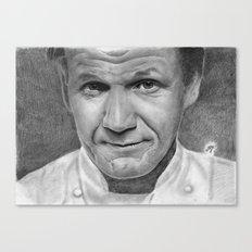 Gordon Ramsay Canvas Print
