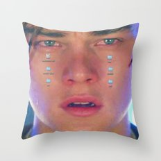 :'( Throw Pillow